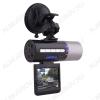 Видеорегистратор автомобильный VX-306DUAL HD c 2-ой внешней камерой microSD - карта 4-32Gb; Li-ion аккумулятор; дисплей 2