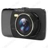 Видеорегистратор автомобильный VX-390DUAL Full HD c 2-ой внешней камерой microSD - карта 4-32Gb; Li-ion аккумулятор; дисплей 4