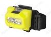 Фонарь налобный H5-L3W/L2W светодиодный 1LED 3Watt + 1 LED COBx1.5Watt; питание 3xR03; 3 режима работы