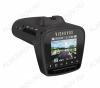 Видеорегистратор+радар-детектор CMB-100 STR с модулем GPS microSD - карта 4-32Gb; Li-ion аккумулятор; дисплей 2.4