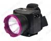 Фонарь налобный AccuFH7-L3W-bk аккумуляторный 1LED 3Watt; питание от аккум.; 2 режима свечения;