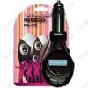 FM Модулятор FM-102 MP3, ПДУ, карты USB/MicroSD