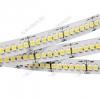 Лента светодиодная (3528*4) белая RT6-3528-240 LUX (017430) (цена за 1м)  24V, 0.8A/м, 240 LED/м, 1600Lm/м, 5500-6000К, ширина 10мм, IP33