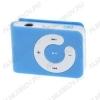 Аудиоплеер MP3 с наушниками голубой Beats