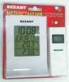 Метеостанция 70-0595 с внешним радиодатчиком Измерение наружной и внутренней температуры, календарь, часы,(гарантия 6 месяцев)