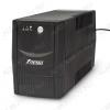 ИБП - UPS BackPro 800/UPS+AVR, линейно-интерактивный, ступенчатая аппроксимация синусоиды 800BA/480Вт; АКБ 12В 9Ah -1шт.; Розетки 2шт.; Габариты упаковки 334х142х213мм.; Вес 5кг.