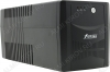 ИБП - UPS BackPro1000Plus, интерфейс USB, линейно-интерактивный, ступенчатая аппроксимация синусоиды 1000BA/600Вт; АКБ 12В 7Ah -2шт.; Розетки 4шт.; Габариты упаковки 405х192х235мм.; Вес 8,5кг.