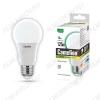 Лампа светодиодная 220В/ 15Вт/ E27/ 3000К (теплый белый) (L400)/ 1280Lm (LED15-A60/830/E27);