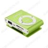 Аудиоплеер MP3 с наушниками (016) зеленый