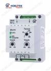 Реле напряжения РН-111 отключает оборудование при недопустимых колебаниях напряжения сети Ток максимальный при активной нагрузке 16A(3,5кВт); Диапазон регулирования Umin=160-210В,Umax=230-280В,Время повторного вкл. 5-900c;