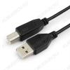 Шнур USB A шт/USB B шт 1.0м (GCC-USB2-AMBM-1M)