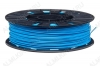 PLA пластик для 3D принтера, Голубой (6557) 1Кг.; Материал: Полилактид; Плотность: 1,25 г/см; Темп. экструзии: 190 - 200 °С; Тепл. изделия: 55 °C; Производитель:  (ФДпласт)