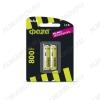 Аккумулятор R03/AAA 800mAh 1.2V;NiMh;блистер 2/20                                                                                                          (цена за 1 аккумулятор