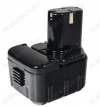 Аккумулятор для HITACHI 12В, 2Ач, NiCd Соответсвует моделям: EB1212, EB1214, EB1220, EB1226, EB1230, BCC1215