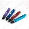 3D ручка Muriwell (RP100CB), третьего поколения с ЖК экраном, голубая