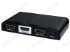 HDMI-Разветвитель 1/2 (LKV312PRO) 1 HDMI-вход, 2 HDMI-выхода, HDMI 1.4, UHD 4K 2160p 30Hz, 3D 1080p, HDCP, блок питания DC 5V 1A в комплекте