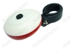 Фонарь велосипедный FD-8 задний светодиодный (гарантия 2 недели) 6LED; крепление под сиденье; питание от 2xR03, 7 режимов работы
