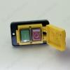 Выключатель для сверлильного станка/компрессора старого образца (4 клеммы) (A0131-3) DZ-6-2 16A 250V