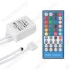 Контроллер для RGBW модулей/лент LN-IR40B-2, ИК-Пульт (021165) IR; 12/24V; 8A (2A на канал);
