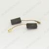 Щетки графитовые 5х8х16 (A0220) поводок, клемма, (2 шт) для Bosch GBH-24DS,GBH2-24DSR,GBH-24DSE