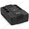 ИБП - UPS Brick 600, линейно-интерактивный, ступенчатая аппроксимация синусоиды 600BA/360Вт; АКБ 12В 7Ah -1шт.; Розетки 6шт.; Габариты упаковки 293х202х93мм.; Вес 4,5кг.