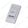 Кнопка выхода накладная HIQ 039 норм. разомкнутая белая