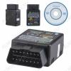 Радиоконструктор K-line адаптер Bluetooth С-33 (универсальный автосканер OBDII v2.1) Для диагностики автомобилей при помощи ПК или смартфона.поддерживает ISO 11898 (CAN);ISO 15765 (CAN); ISO 14230 (KWP2000);SAE J1939 ;ISO 9141