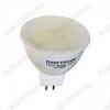 Лампа светодиодная 220В/  7,5Вт/ GU5.3/ 3000К (теплый белый) (L441)/ (DT 0002-5);