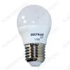 Лампа светодиодная 220В/  7,0Вт/ E27/ 3000К (теплый белый) (L444)/ (DT0001-3);