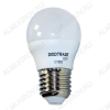 Лампа светодиодная 220В/  5Вт/ E27/ 3000К (теплый белый) (L445)/ (DT0006-3)