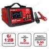 Зарядное устройство BT-6023 Для автомобильного аккумулятора (max=5A) 6/12V.
