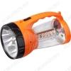 Фонарь аккумуляторный 1260 светодиодный 3LED 1W+24LED; (2 режима работы); питание аккум. 6V 4Ah (в комплекте); зарядка от сети 220В