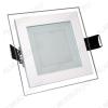 LED панель квадратная 3SMD-12