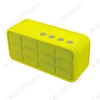 АудиоКолонка A128 желтая
