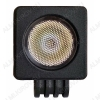 Фара светодиодная 10W квадратная (арт. G8037) рабочий свет 1LEDx10W; 12-28 Вольт; Рабочий ток при  12/24V: 2,5/1,25A; Крепление: болт 10мм; Рабочая температура: от -40С до +105С