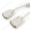 Шнур (CC-DVI2-6C) DVI-D шт/DVI-D шт 1.8м (с фильтрами)