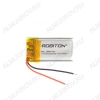 Аккумулятор 3,7V LP401730-PCB-LD 150mAh Li-Pol; 17*30*4,0мм                                                                                                               (цена за 1 аккумулят