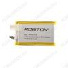 Аккумулятор 3,7V LP503759UN 1250mAh без зашиты Li-Pol; 37*59*5,0мм                                                                                                               (цена за 1 аккумулят