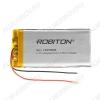 Аккумулятор 3,7V LP855085-PCB-LD 4100mAh Li-Pol; 50*85*8,5мм                                                                                                               (цена за 1 аккумулят