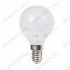 Лампа светодиодная 220В/  7,5Вт/ E14/ 4000К (дневной белый) (L455)/ (DT0005-6);