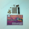 Радиоконструктор Радиоприёмник FM/УКВ №1 Диапазон 66-108МГц; Напряжение питания 4,5В; Чувствительность 6МКВ; Вых.напряжение ЗЧ - 70мВ