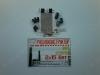 Радиоконструктор Усилитель 2х15Вт №14 (на TDA2030) Вых. мощность(мах.) 2*15Вт; Диапазон частот 20-20000Гц; Напряжение питания 8-18В