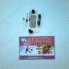 Радиоконструктор Усилитель 1х12Вт №19 (на TDA2003) Вых. мощность 6-12Вт; Диапазон частот 20-20000Гц; Напряжение питания 16В;