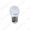 Лампа светодиодная 220В/ 09,0Вт/ E27/ 4000К (дневной белый) (L458)/ (DT 0006-8);
