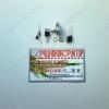 Радиоконструктор Регулируемый стабилизатор напряжения 5:12В (3А) №45 Вх.напряжение 15В; Вых. напряжение 5-12В; Ток нагрузки 3А