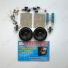 Радиоконструктор Устройство переговорное №65 (до 100 метров) Напряжение питания 6-9В;Потребляемый ток 20Ма; Сопр. дин. 8 Ом; Дальность действия не менее 100м.