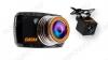 Видеорегистратор автомобильный D2 Full HD c 2-ой внешней камерой microSD - карта 4-32Gb; Li-ion аккумулятор; дисплей 3
