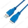 Шнур USB A шт/MICRO USB B шт 0.3м (USB 3.0) (CCP-mUSB3-AMBM-1) для внешнего жесткого диска