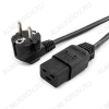 Шнур сетевой для UPC C19 1.8м (3*1.5мм) (PC-186-C19)