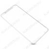 Защитное стекло Apple iPhone X белое